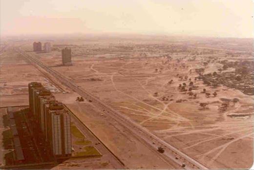 Städer – Då och nu