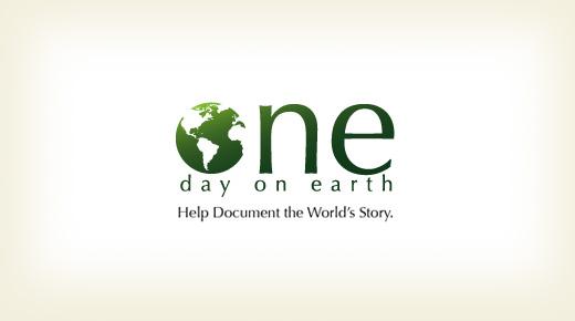 En dag på jorden