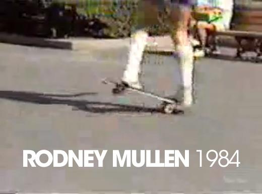 Rodney Mullen 1984