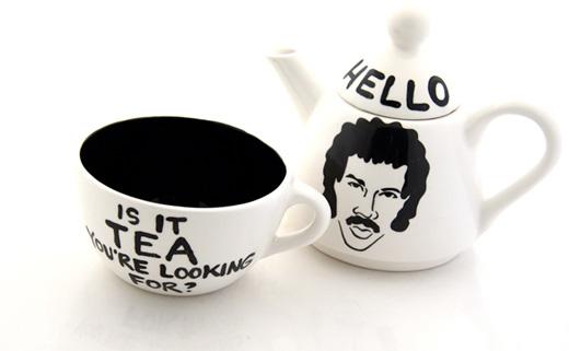 Te ska drickas med stil