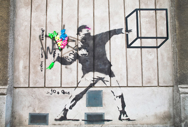 The Best of Banksy!
