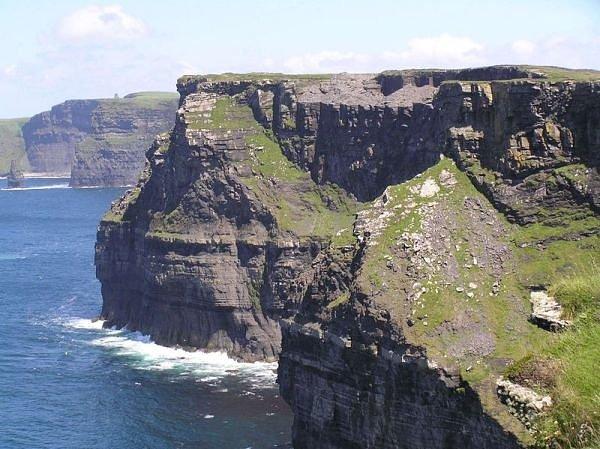 På väg till Irland