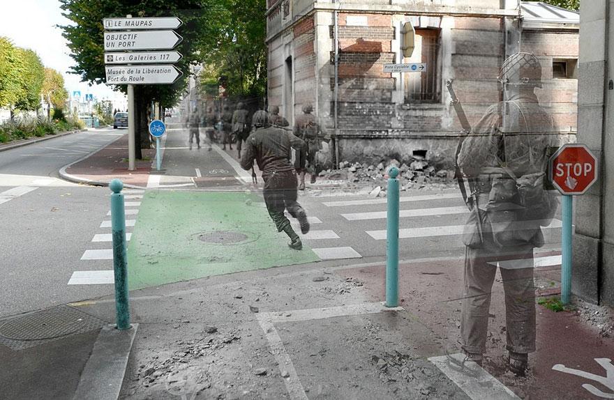 Andra världskriget i dagens samhälle