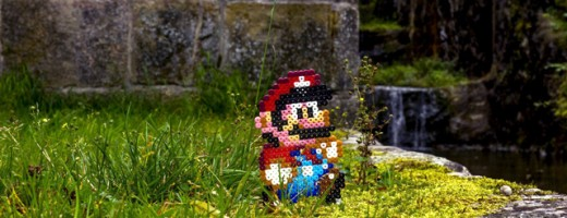 Super Mario är tillbaka!